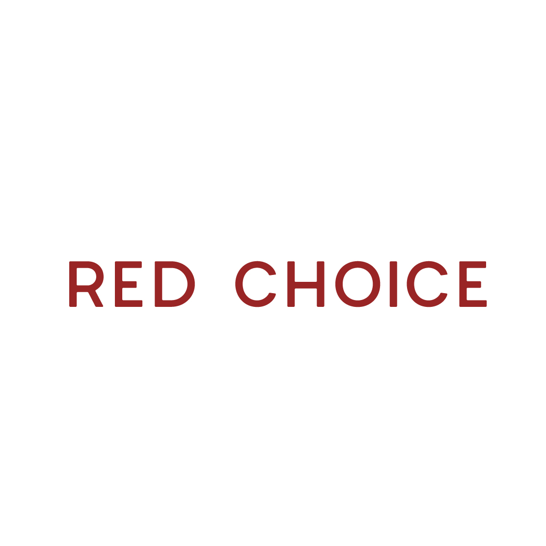 red choice