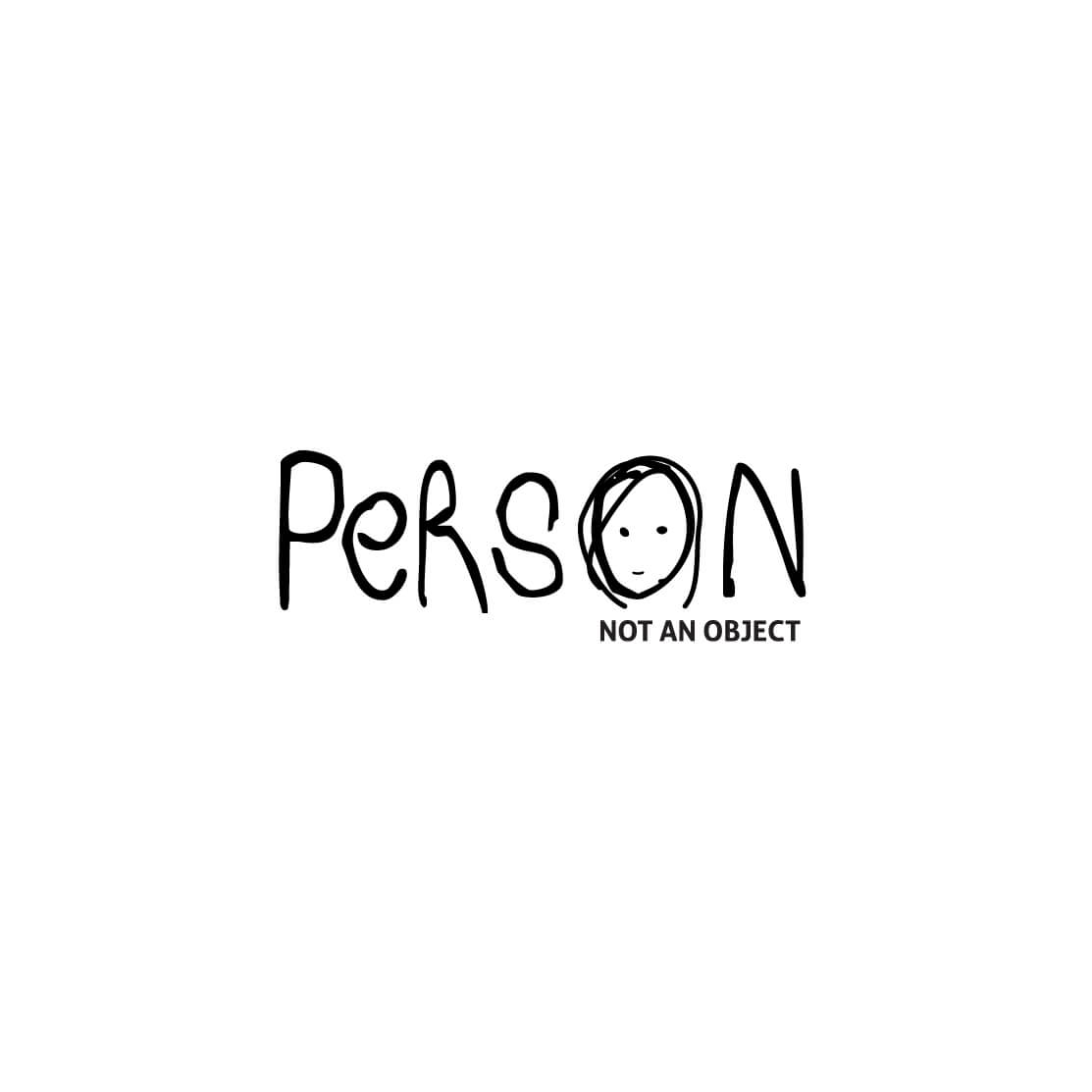 person. not an object