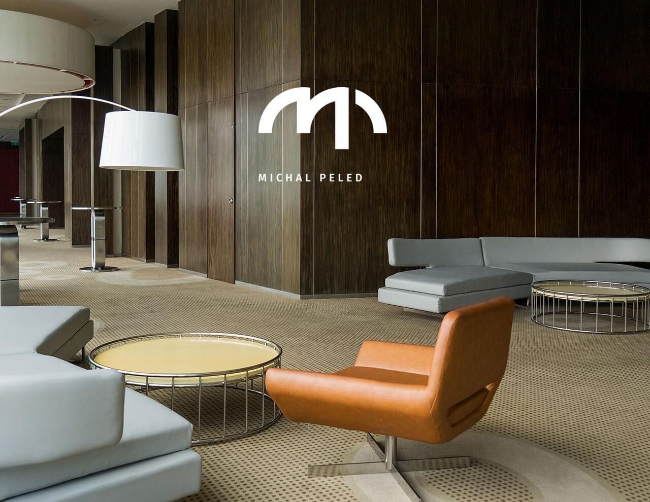 תמונה של חדר ולוגו